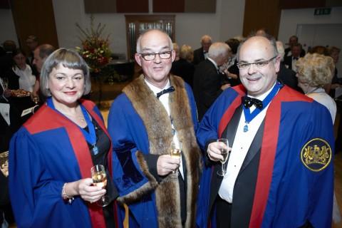 Jan Boyd Andrew Cross and Gareth Jenkins 2