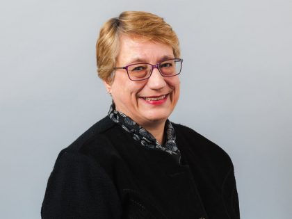 Mary Morgan – Featured Staff Member