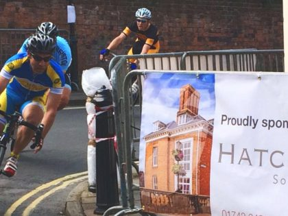 Hatchers announces sponsorship of the 2017 Shrewsbury Cycle Grand Prix