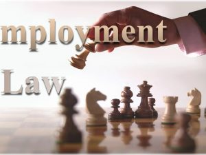 Employment Law Update – April 2019