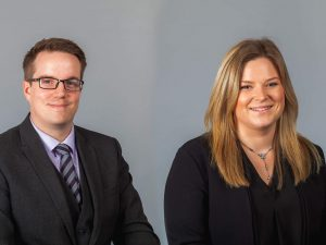 Trainees qualify at leading Shropshire law firm