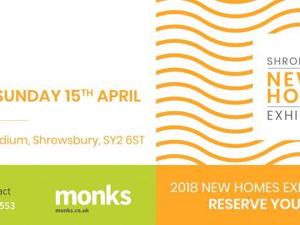 Shropshire New Homes Exhibition 2018