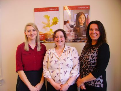 Hatchers Solicitors announce a number of promotions