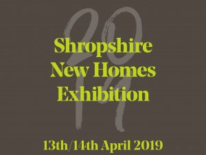 Shropshire New Homes Exhibition 2019