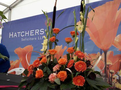 Hatchers at Shrewsbury Flower Show