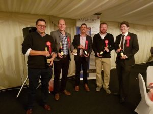 Hatchers annual quiz raises over £1000