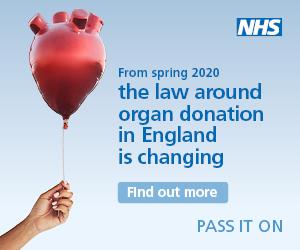 Legal update regarding Organ Donation