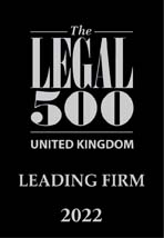 Hatchers Solicitors staff recommended by UK Legal 500 2022 edition